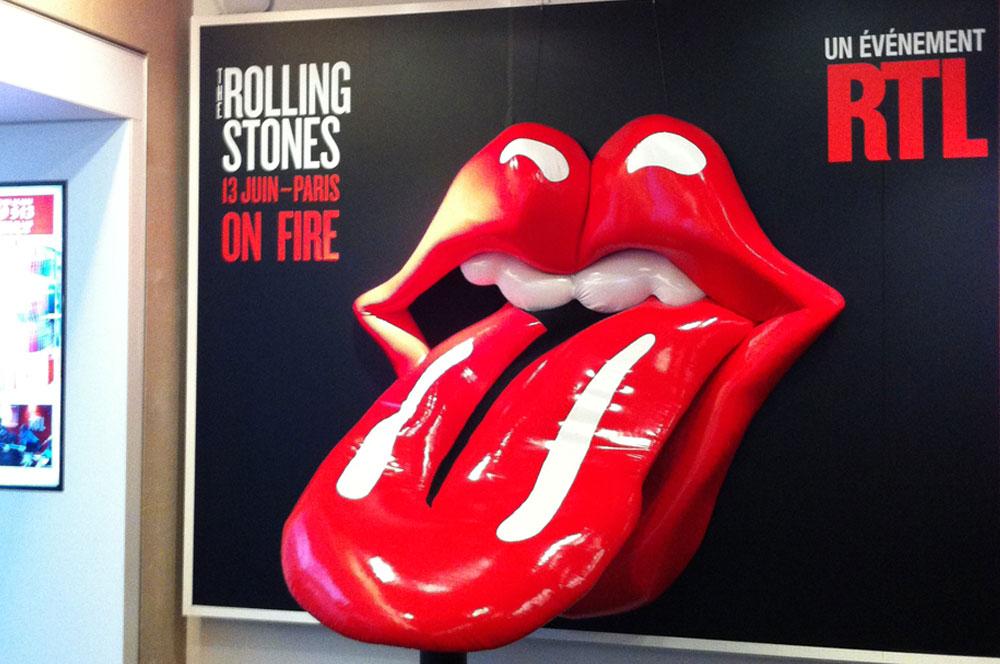 Bouche g ante rolling stone tout terrain - Bouche des rolling stones ...